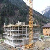 St. Gallenkirch: 20 Wohnungen im Entstehen
