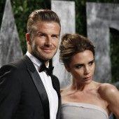 Beckhams als ideale Familie