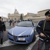Offenbar Anschlag auf den Vatikan geplant