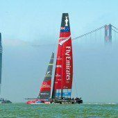 Neue Boote im Americas Cup