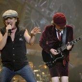 AC/DC treten in Australien auf
