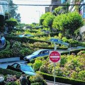 Die kurvigste Straße der Welt