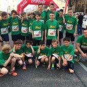 Harder Burschen Nummer eins bei Wien-Marathon