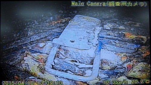 Die Strahlung in den Reaktoren ist unverändert hoch. Foto: Reuters