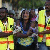 Blutiger Terror an Universität in Kenia