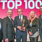 VN-Wirtschaftspreis an Johannes Collini verliehen