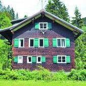 Jagdhaus mit 25.000 Quadratmeter Grund
