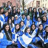Viel Jugend beim Marsch der Lebenden in Auschwitz