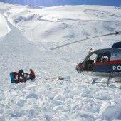 Lawinenabgang in Tirol: Ein Toter