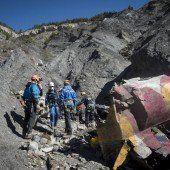 Germanwings: Suche nach Opfern eingestellt