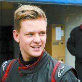 Schumacher jun. steht unter Beobachtung