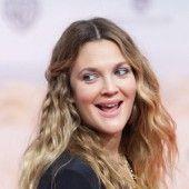Drew Barrymore ist mit ihrem Alter zufrieden