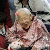 Älteste Frau der Welt gestorben