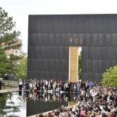 Gedenkfeiern für die Opfer des Bombenanschlags von Oklahoma City