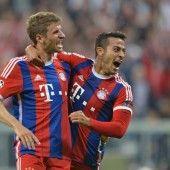 FC Bayern stürmt ins Halbfinale