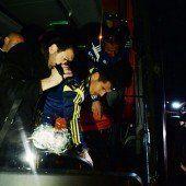 Bus-Attentate als neue Dimension der Gewalt