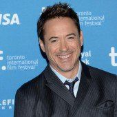 Robert Downey jr. bekommt Award