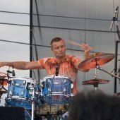 Schlagzeug-Virtuose