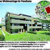 Sozialer Wohnbau für Vandans