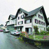 Hausanteil in Lustenau vor der Versteigerung