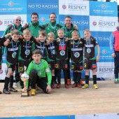 Lauterachs U-9-Mannschaft gewinnt Bayern-Trophy 2015