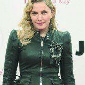 Madonna macht Provinz-Schneider glücklich