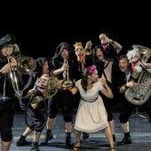 Tolles Musiktheater für junges Publikum