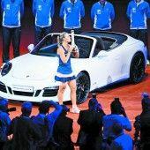 Kerber fuhr mit einem Porsche nach Hause