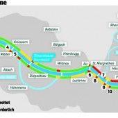 Bei der Hochwassersicherheit am Rhein gibt es keine Kompromisse