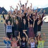 Erfolg für die Dance Hall aus Götzis