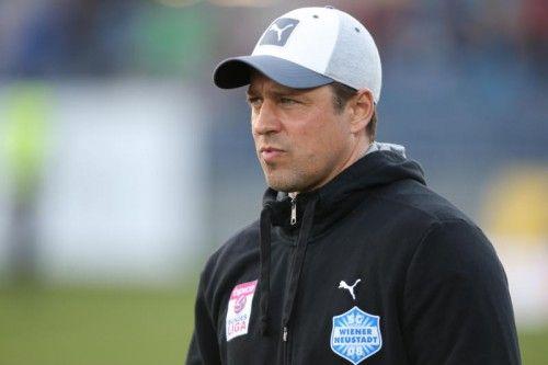 Fokussiert und optimistisch: Trainer Helgi Kolvidsson. Foto: gepa