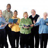 Seltsame Leute, diese Christen: Die singen ja!