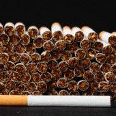 Auch nur eine Zigarette schadet