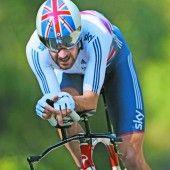 Wiggins nimmt sich einen neuen Rekord vor