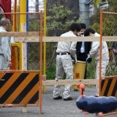 Tokio: Spielplatz wegen Radioaktivität gesperrt