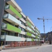 Erste Wohnungen im Maggi-Areal sind fertig
