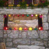 Alter Osterbrauch: das Heilige Grab
