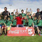 Altachs Damir Canadi bei Coca-Cola-Cup-Finale