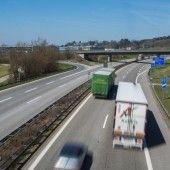 Viele Beschwerden und Tempo 80 auf Autobahn