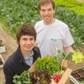Ein Biobauernhof zum Anfassen