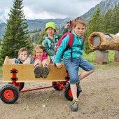 Brandnertal unter besten Sommer-Bergbahnen