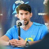 Phelps nimmt die Rio-Spiele ins Visier