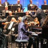 Sternstunden der Begegnung mit jungen Musikern im Festspielhaus