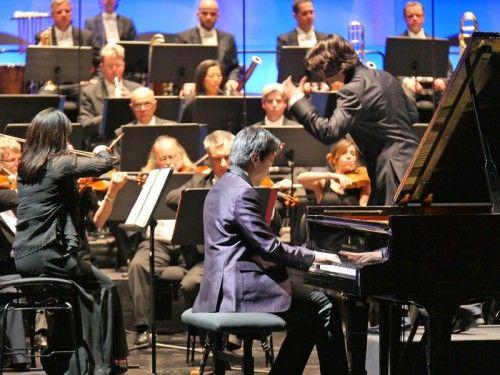 Mit dem Konzertverein Bodensee holt Peter Vogel bereits seit einigen Jahren internationale Jungstars in die Region.  Foto: Voith