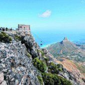 Der Tafelberg in Cape Town