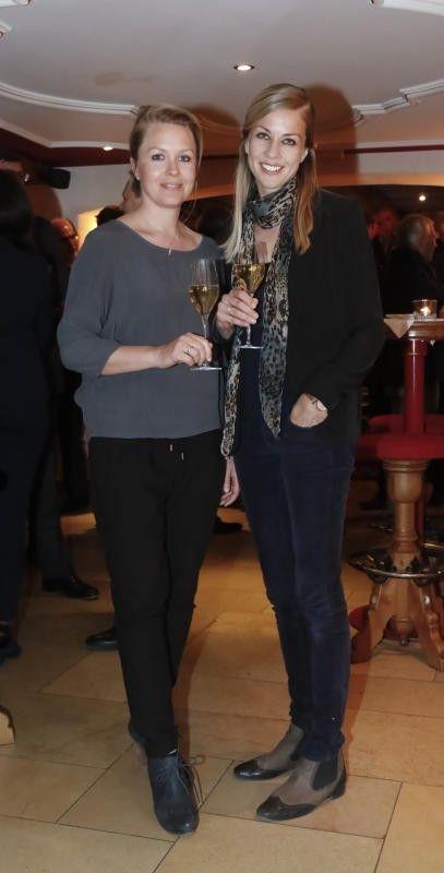 Mitorganisatorinnen: Christina Nigsch (l.) und Lisa Innerhofer.