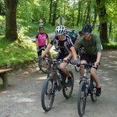 Mit dem Mountainbike sicher über alle Berge