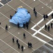 Drohne landet auf japanischem Regierungssitz