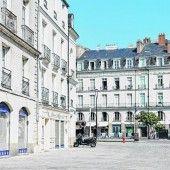 Zwischenstopp in Nantes