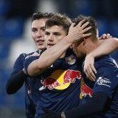 Geduldiges Salzburg mit Chancen auf Double